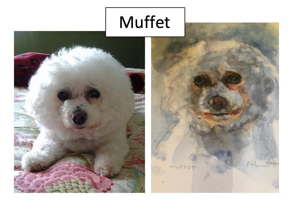 Muffet by Marlene Lee
