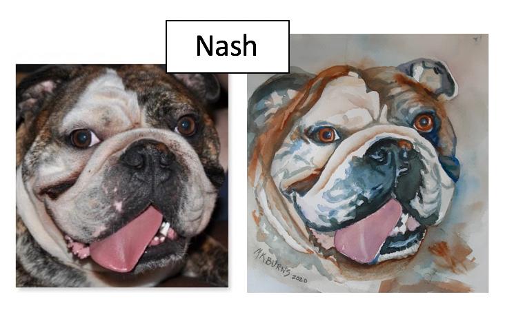 Nash by Maureen Burns