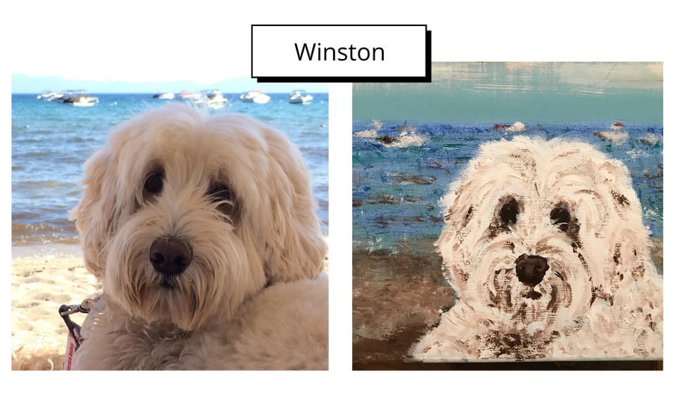 Winston by Marie Fowle