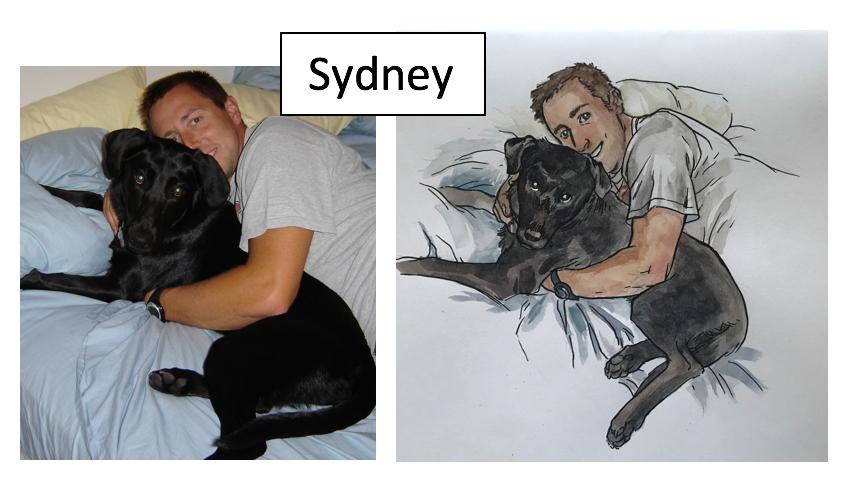Sydney by Robby McClellan