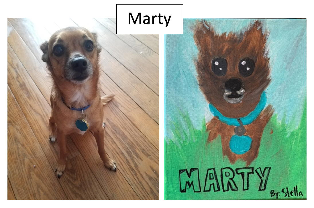 Marty by Stella