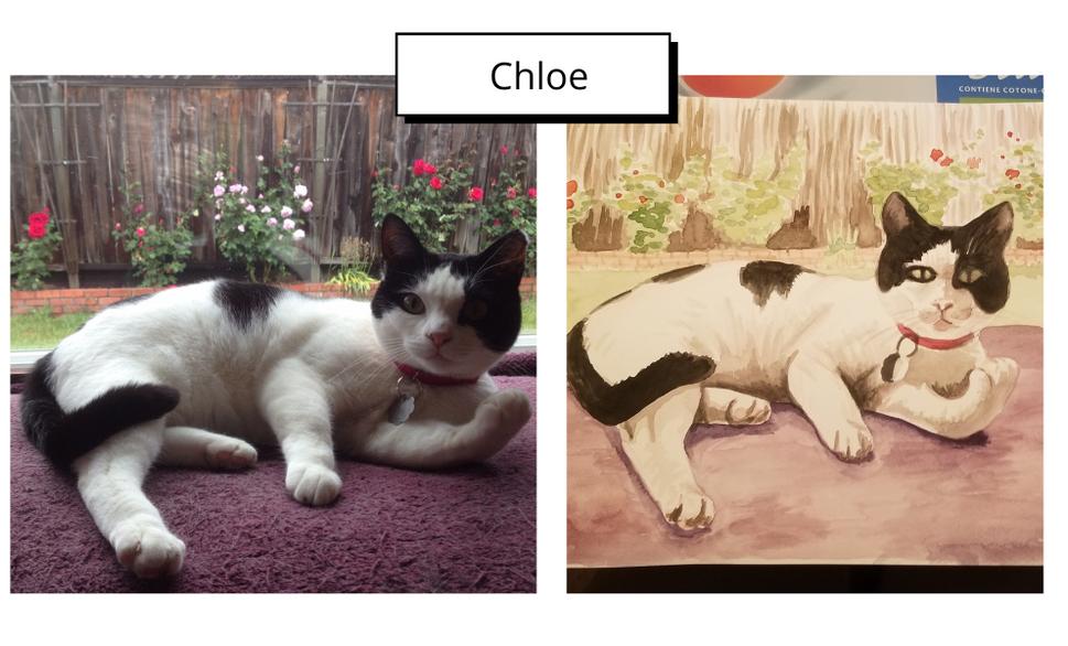 Chloe by Samantha Michaelson