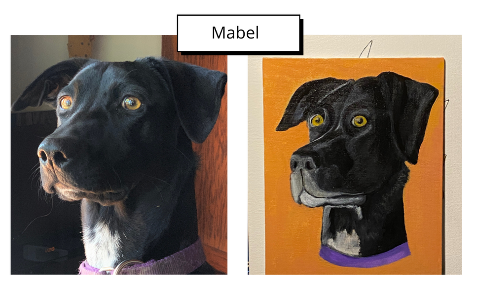 Mabel by Amy Gottlieb