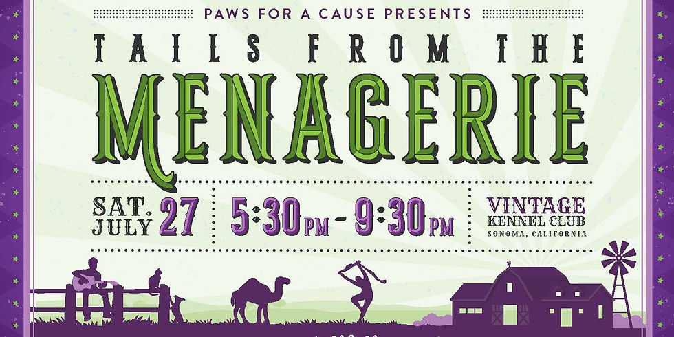 PAWS Presents: Tales from the Menagerie