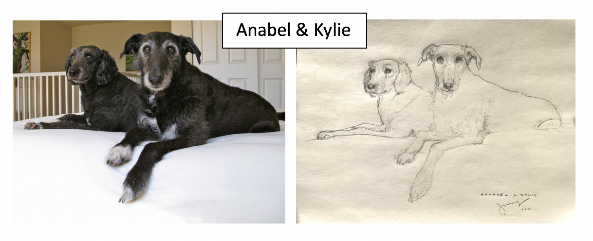 Anabel & Kylie by Jillian Banks-Kong