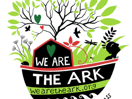 Joining the ARK movement  from gardener to guardian.