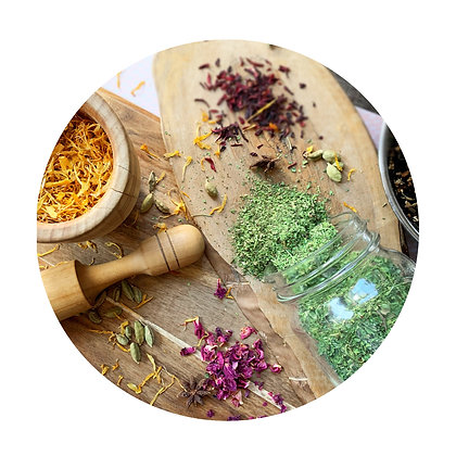 Blend Your Own Tea