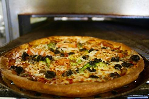 La Romas Supreme Pizza
