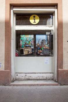 walk Vienna / Atelier 1020