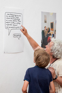 Kunst und Kind | IG Bildende Kunst