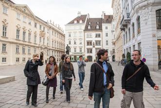 walk Vienna