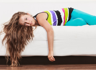 Part 2: Down Time: Nourishment for the Overburdened Sensory System