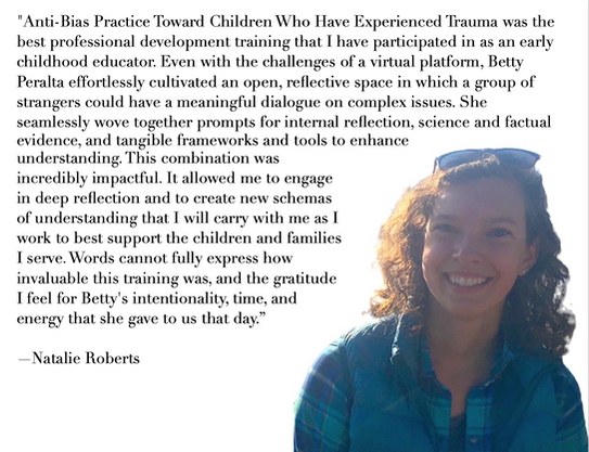 Natalie Roberts, Early Learning Teacher