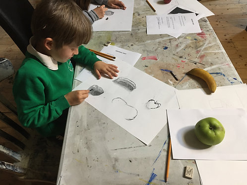 Drawing & Painting for kids. Part 1