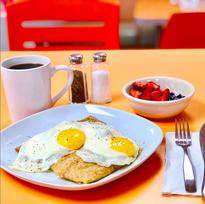 Build Your Breakfast Crepe