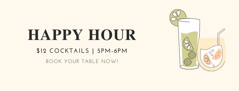Happy Hour Pizza Paradiso Byron Bay