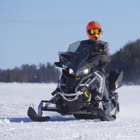 Snow Automobile