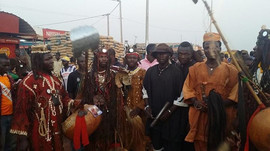 The Donso Hunter Society of West Africa and Opening Initiations to the Diaspora