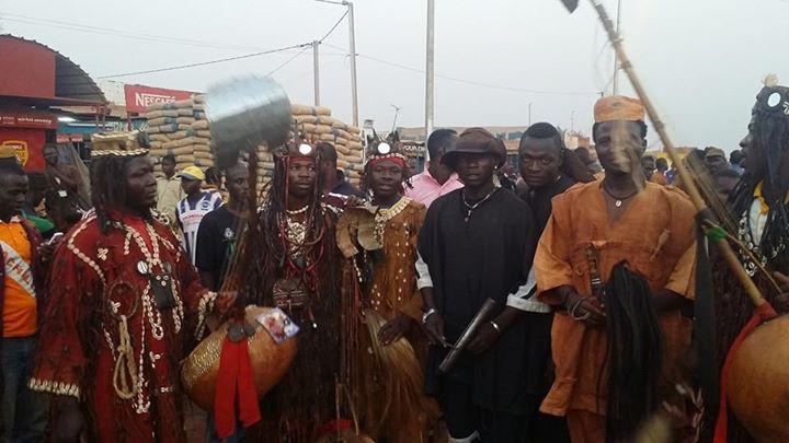 Donso Celebration in Burkina Faso