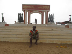 Benin point of no return