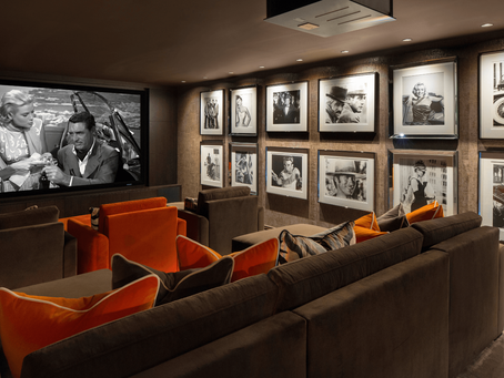 HOME CINEMA OR MEDIA ROOM?