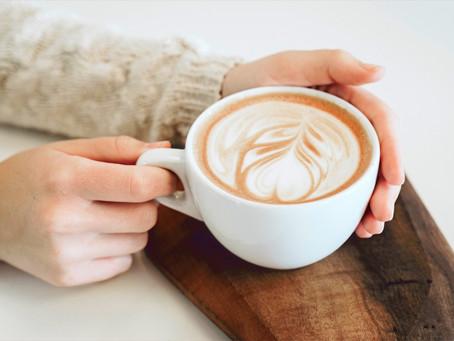 ¡No dejes que se te enfríe el café!
