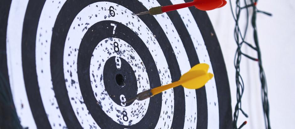 2 pasos para lograr tus metas