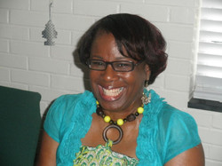 Author and Clinician Terri Bell