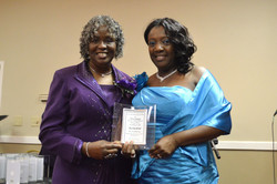 Minister Melvinia  Charleston's Own