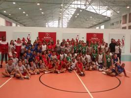 Meninas do IPM participam de Festival na ADC Bradesco
