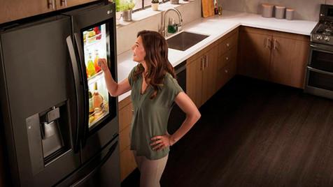 Electrodomésticos inteligentes: La nevera