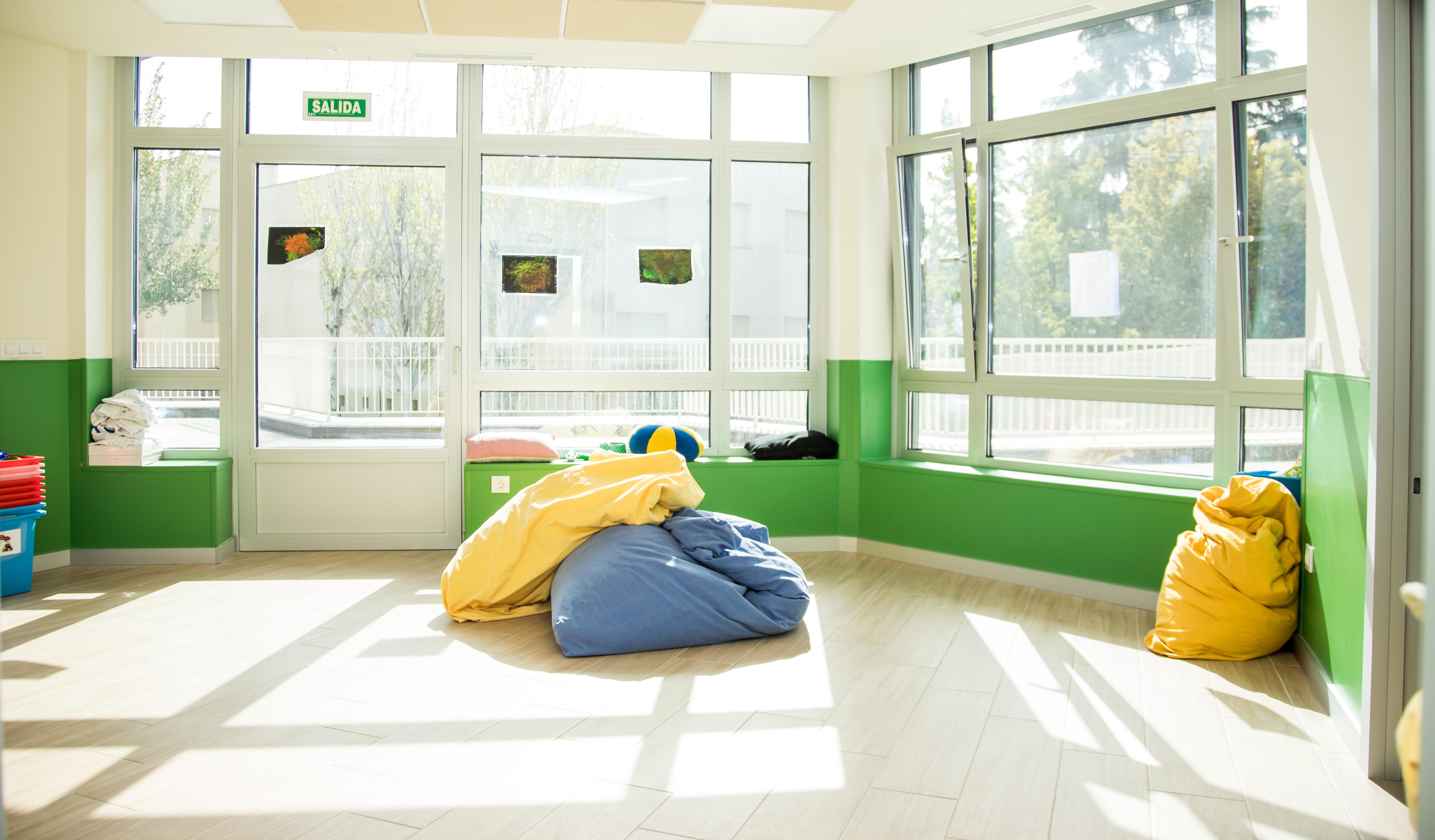 aula verde