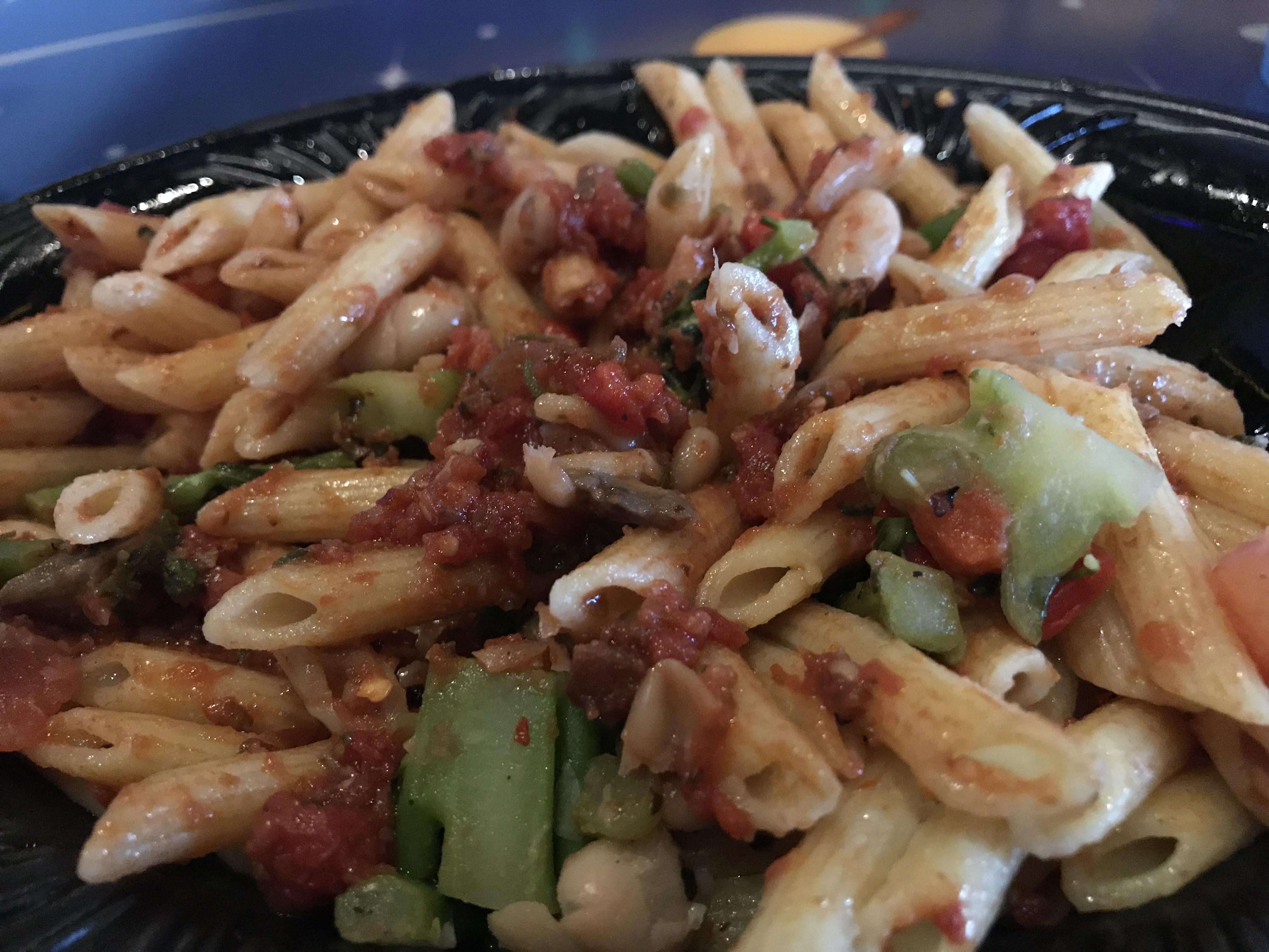 Terra Nova Vegetable Pasta