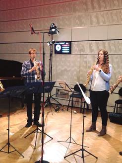 Borealis Saxophone Quartet on Radio 3