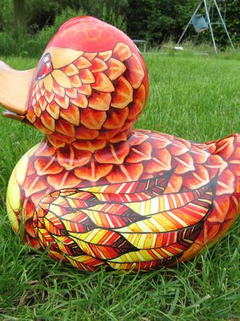 Grand Norwich Duck Race