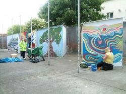 Devonport Mural 2010