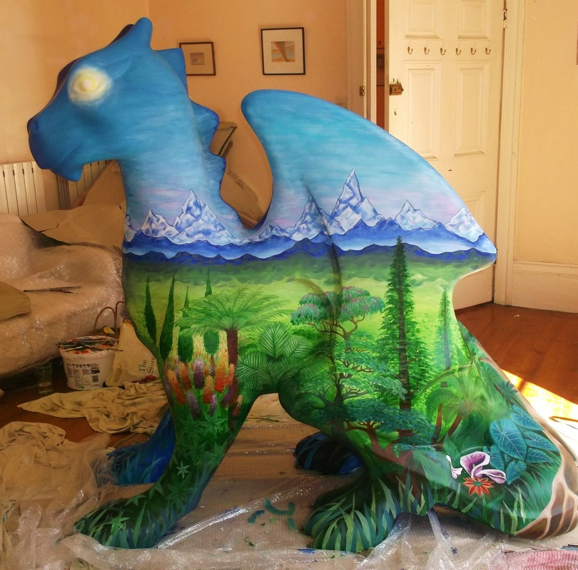 GoGoDragons, Norwich 2015