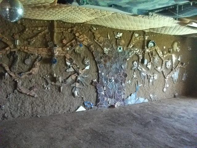 Tree of Life Mosaic, Hawaii 2012