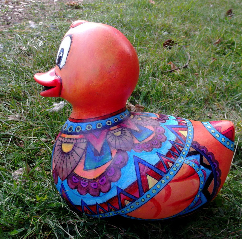 Grand Norwich Duck Race