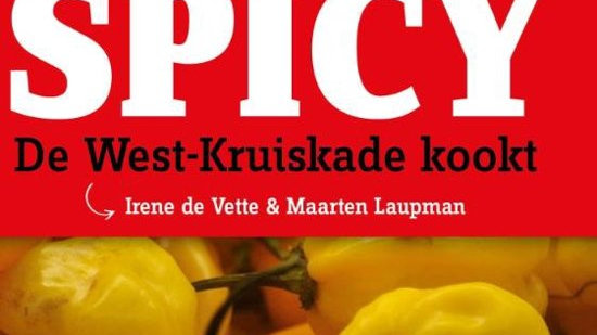 Spicy - De West-Kruiskade kookt - Extra Hot