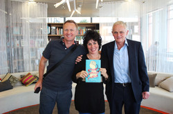 Ruby Wax and Steve Peters