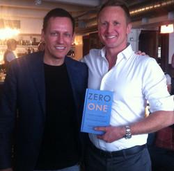 Paypal Founder Peter Thiel