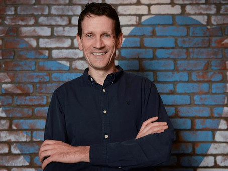BRUCE DAISLEY - OMI - How to fall in love with your job again...