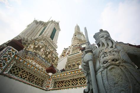 The Guardian of Wat Arun