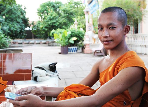 Online Enlightenment