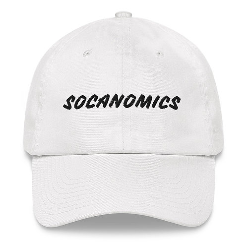 The Dad Hat You Need (white)