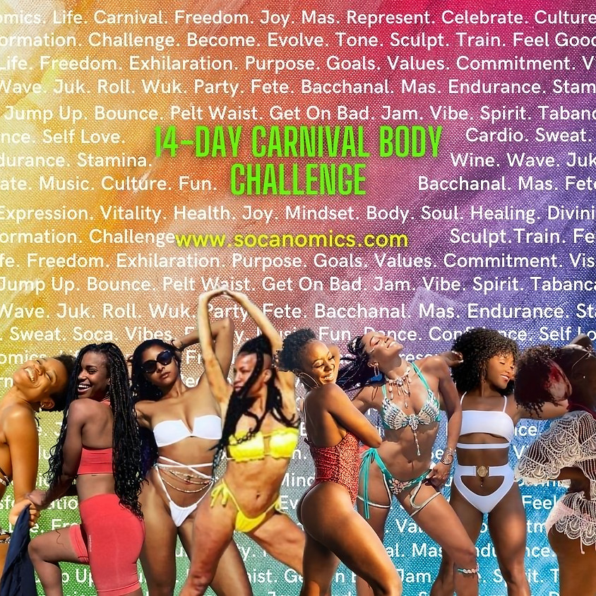 14-Day Carnival Body Challenge