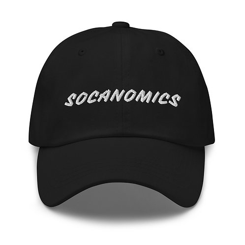 The Dad Hat You Need (black)