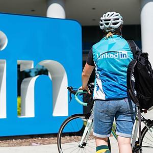 Linkedin Bike To Work