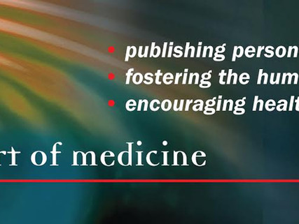 Pulse: voices from the heart of medicine